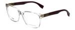 Fendi Designer Eyeglasses FF0055-MQX in Crystal 54mm :: Rx Single Vision