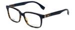 Fendi Designer Eyeglasses FF0056-MPY in Dark Havana 53mm :: Rx Single Vision