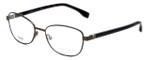 Fendi Designer Eyeglasses FF0012-7SR in Matte Brown Havana 53mm :: Progressive