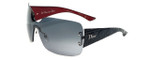 Christian Dior Designer Sunglasses LadyLady3-EWV in Palladium-Black 99mm