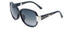 Christian Dior Designer Sunglasses Midnight-807 in Black 60mm