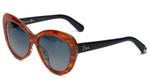 Christian Dior Designer Sunglasses Promesse1-3HE in Havana-Black 55mm