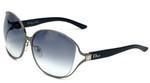 Christian Dior Designer Sunglasses Suite-V81 in Dark-Ruthenium 61mm