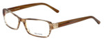 Vera Wang Designer Reading Glasses V311 in Nude-Horn 50mm