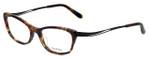 Vera Wang Designer Reading Glasses V332 in Black-Tortoise 51mm