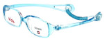 Cruiser Kids Designer Reading Glasses 2889 in Crystal-Teal 43mm