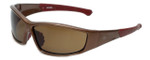 Harley-Davidson Designer Sunglasses HDS5018-BRN in Brown with Brown Lens