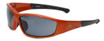 Harley-Davidson Designer Sunglasses HDS5018-OR in Orange with Grey Lens