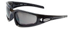 Harley-Davidson Designer Sunglasses HDV009-BLK3 in Black with Grey Lens