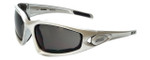 Harley-Davidson Designer Sunglasses HDV009-SI in Silver with Grey Lens