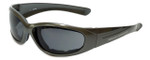 Harley-Davidson Designer Sunglasses HDV010-GUN in Gunmetal with Grey Lens