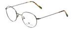 Dakota Smith Designer Eyeglasses Taps DS1405-3363 in Matte Gunmetal 48mm :: Custom Left & Right Lens