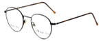 Ralph Lauren Polo Designer Eyeglasses Classic Collection 57 in Black Demi 48mm :: Rx Single Vision