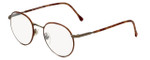 Ralph Lauren Polo Designer Reading Glasses Classic Collection 66 in Demi Amber 49mm