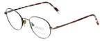 Jordache Designer Eyeglasses JD40-MAY in Gunmetal with Clip-Ons 49mm :: Custom Left & Right Lens