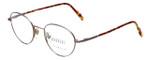 Jordache Designer Eyeglasses JD40-LLC in Gunmetal with Clip-Ons 49mm :: Custom Left & Right Lens