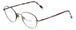 Jordache Designer Reading Glasses JD40-MAY in Gunmetal with Clip-Ons 49mm