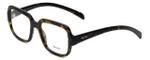 Prada Designer Eyeglasses VPR15R-2AU1O1 in Tortoise 53mm :: Custom Left & Right Lens
