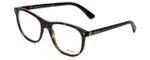 Prada Designer Eyeglasses VPR17R-2AU1O1 in Tortoise 56mm :: Rx Single Vision