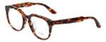 Prada Designer Eyeglasses VPR13S-UBM1O1 in Brown Havana 50mm :: Rx Bi-Focal