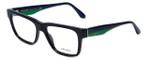 Prada Designer Eyeglasses VPR16R-1AB1O1 in Black 51mm :: Rx Bi-Focal