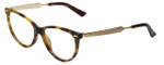 Gucci Designer Eyeglasses GG3818-CRX in Havana 53mm :: Rx Single Vision