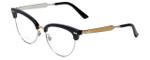 Gucci Designer Eyeglasses GG4284-CSA in Black 52mm :: Rx Bi-Focal