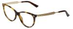 Gucci Designer Reading Glasses GG3818-CRX in Havana 53mm
