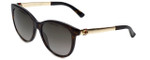 Gucci Designer Sunglasses GG3784-ANTHA in Havana Brown Gradient Lens