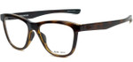 Oakley Designer Eyeglasses Grounded OX8070-0253 in Polished Tortoise 53mm :: Rx Single Vision