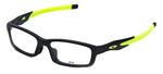 Oakley Designer Eyeglasses Crosslink OX3149-0156 in Satin Black 56mm :: Progressive
