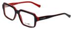 Arnette Designer Eyeglasses Bitrate AN7084-1162 in Black 53mm :: Rx Single Vision