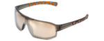 Porsche Designer Sunglasses P8527-A in Grey with Orange-Silver-Mirror Lens
