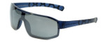 Porsche Designer Sunglasses P8527-C in Navy with Grey Lens