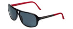Porsche Designer Sunglasses P8557-A in Black with Grey Lens