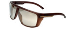 Porsche Designer Sunglasses P8597-D in Brown with Brown Lens
