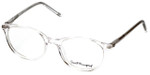 Ernest Hemingway Eyeglass Collection 4677 in Crystal :: Custom Left & Right Lens