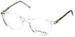 Ernest Hemingway Eyeglass Collection 4677 in Crystal :: Progressive