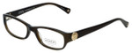 Coach Designer Eyeglasses Cadyn HC6008-5030 in Dark Olive 51mm :: Custom Left & Right Lens