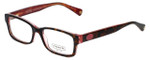 Coach Designer Eyeglasses Brooklyn HC6040-5115 in Tortoise Pink 50mm :: Custom Left & Right Lens
