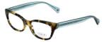 Coach Designer Eyeglasses Hadley HC6042-5093 in Vintage Tortoise 48mm :: Custom Left & Right Lens