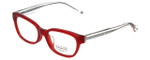 Coach Designer Eyeglasses Hadley HC6042F-5029 in Burgundy 52mm :: Custom Left & Right Lens