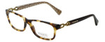 Coach Designer Eyeglasses Fannie HC6052-5238 in Tortoise 54mm :: Custom Left & Right Lens