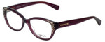 Coach Designer Eyeglasses HC6076-5043 in Purple 51mm :: Custom Left & Right Lens
