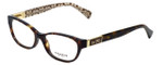 Coach Designer Eyeglasses Emma HC6061-5262 in Dark Tortoise 50mm :: Rx Single Vision