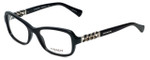 Coach Designer Eyeglasses HC6075Q-5002 in Black 50mm :: Rx Single Vision