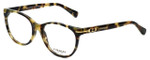 Coach Designer Eyeglasses Betty HC6056-5093 in Dark Vintage Tortoise 51mm :: Progressive