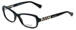 Coach Designer Eyeglasses HC6075Q-5002 in Black 50mm :: Progressive