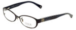 Coach Designer Eyeglasses Ashby HC5029-9108 in Satin Blue 53mm :: Rx Bi-Focal