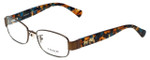 Coach Designer Reading Glasses HC5075-9244 in Brown 53mm